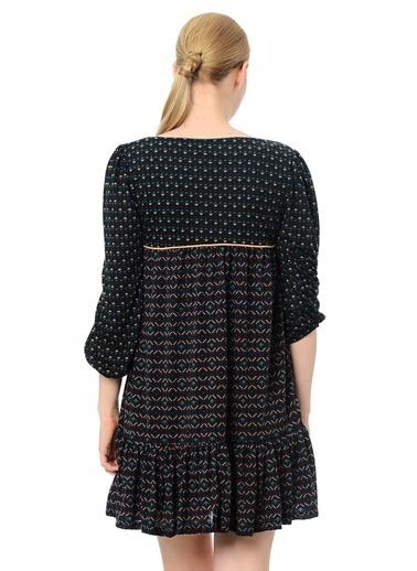 Loox Elbise Siyah